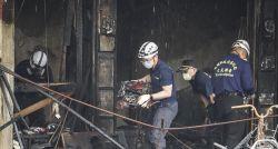 Casal de Taiwan é acusado de ser responsável por um incêndio que matou 46 pessoas por não ter apagado um incenso no quarto