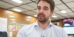 Governador Eduardo Leite diz que legado de Covas será na forma de fazer política
