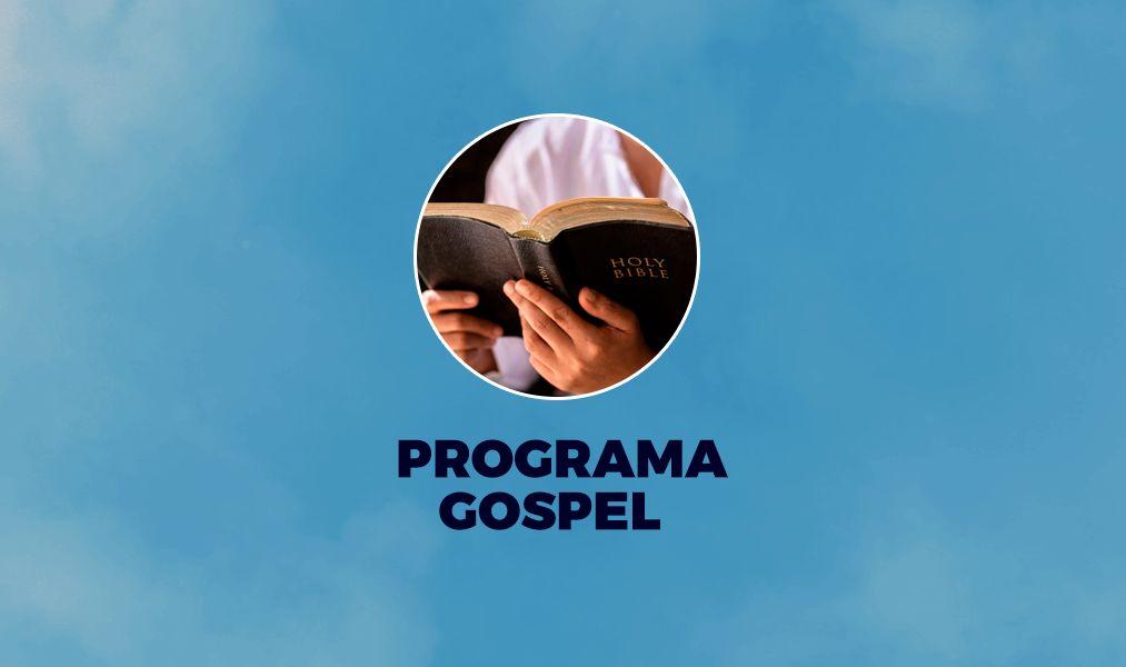 Programação Gospel